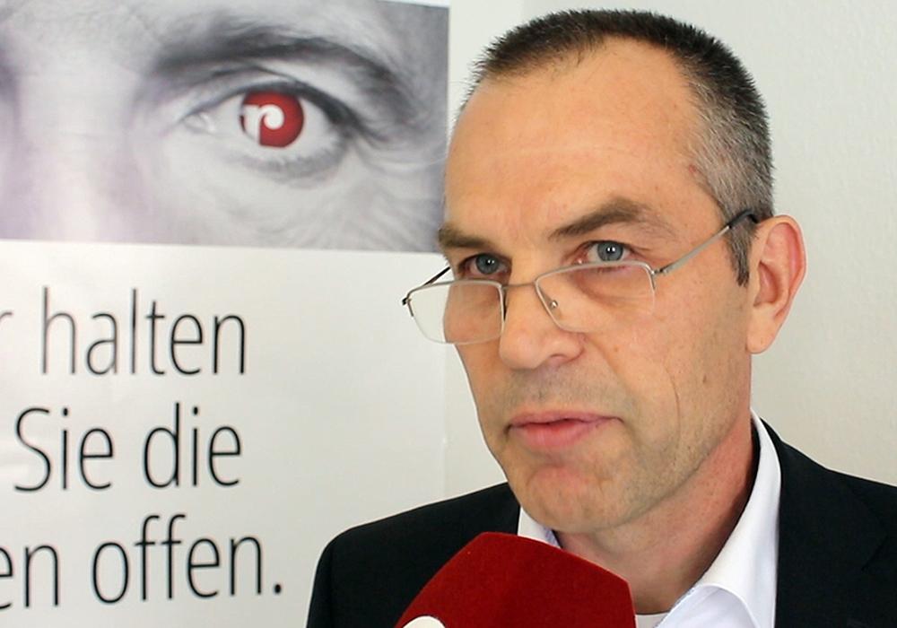 Gunnar Scherf Vorsitzender der AfD-Fraktion im Regionalverband. Foto: Archiv