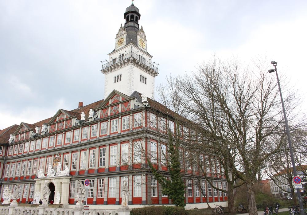 Das Schloss in Wolfenbüttel. Symbolfoto: Archiv