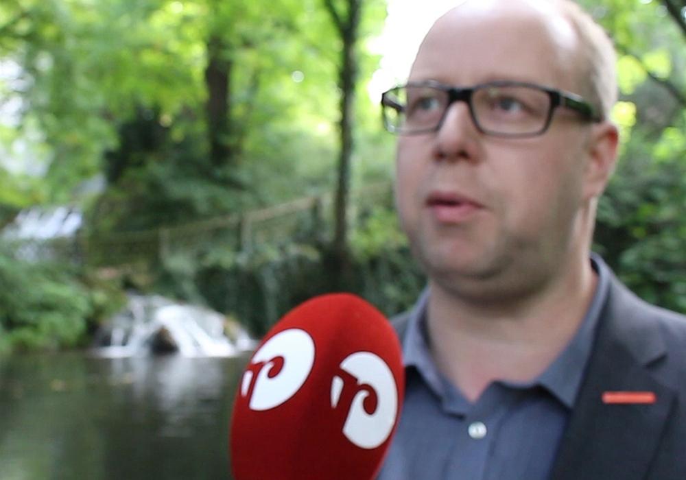Der Landtagsabgeordnete Jörn Domeier befasst sich mit dem Kampf gegen die Afrikanischen Schweinepest. Foto: regionalHeute.de