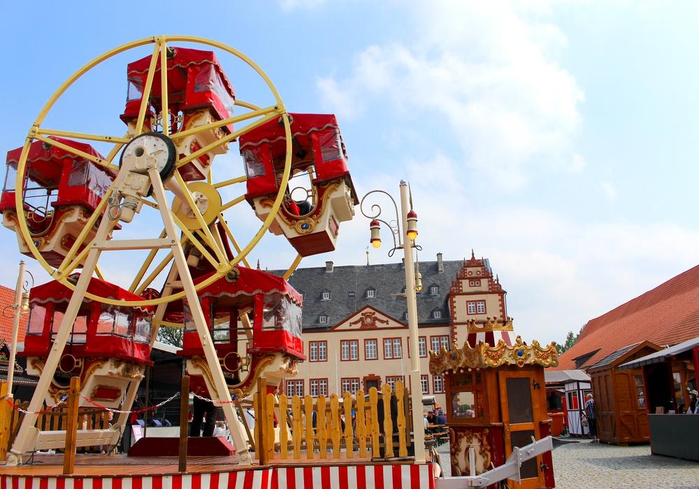 Das Schloss Salder lädt zum traditionellen Museumsfest ein. Fotos: Nick Wenkel