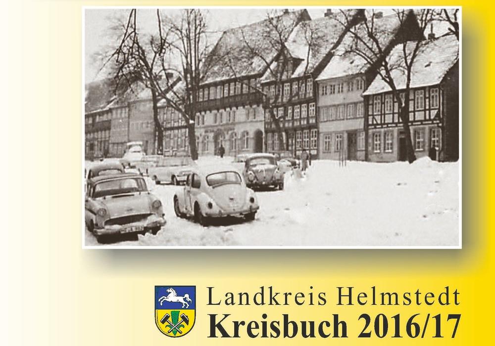 Das Kreisbuch 2016/17. Foto: Landkreis Helmstedt