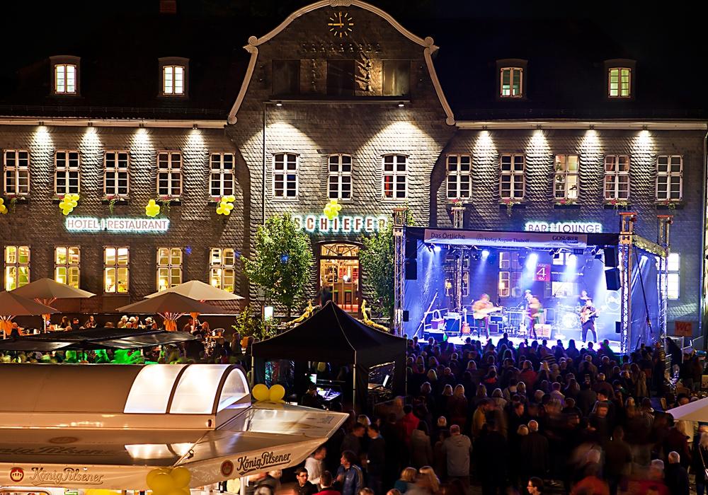 Das Goslarer Altstadtfest hat in diesem Jahr wieder einiges zu bieten. Foto: Oliver Heine