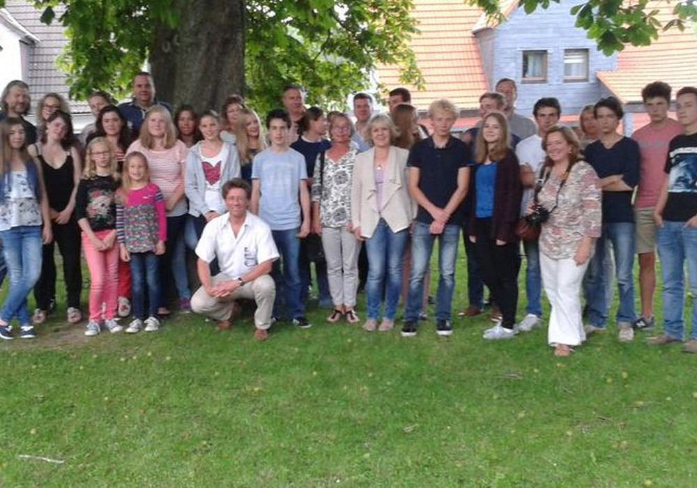 In diesem Jahr kamen die Bretonen nach Bad Harzburg und brachten in einem vollen Bus 41 Erwachsene und 10 Jugendliche zwischen 12 und 18 Jahren mit. Fotos. Stadt Bad Harzburg