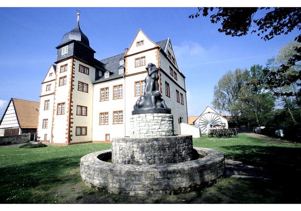 Städtisches Museum Schloss Salder. Foto Stadt Salzgitter