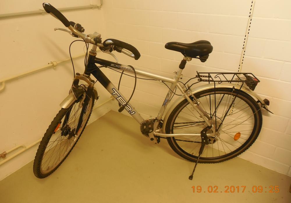 Die Verbrecher flüchteten auf Fahrrädern. Dies ist eines davon. Foto: Stadt Salzgitter