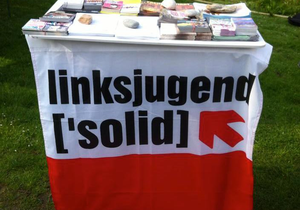 Symbolfoto: Linksjugend ['solid]