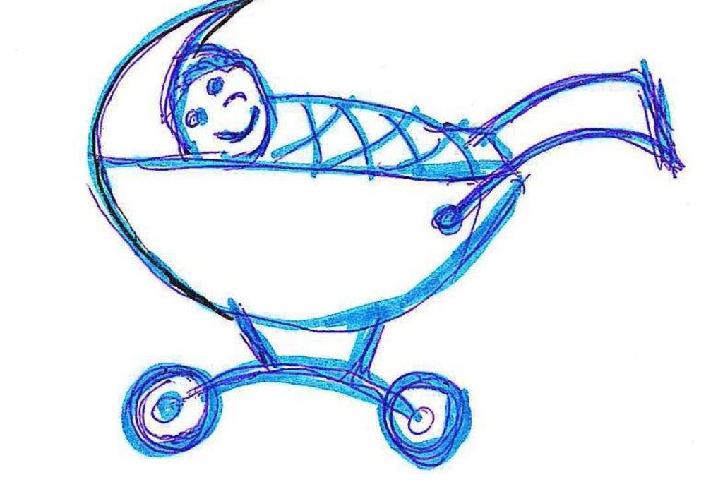 Logo Café Kinderwagen: Foto: Heidrun Ripke