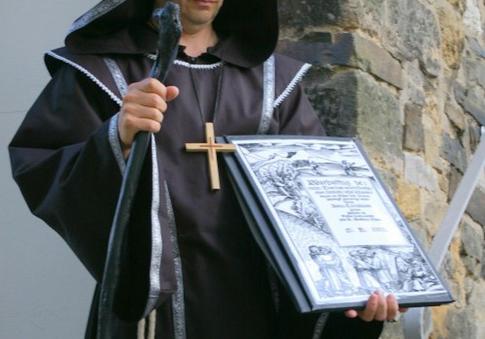Der Schwarze Mönch ist gruselig. Foto: GOSLAR marketing gmbh