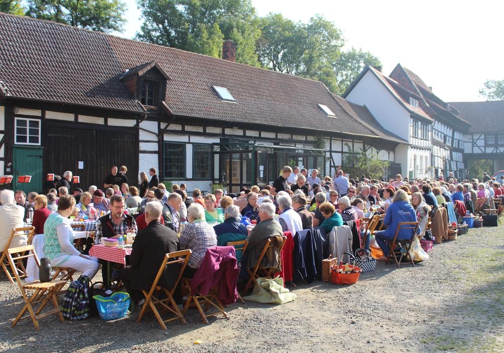 Die Veranstalter hoffen auch in diesem Jahr wieder auf strahlenden Sonnenschein. Archivfoto: Stadt Goslar