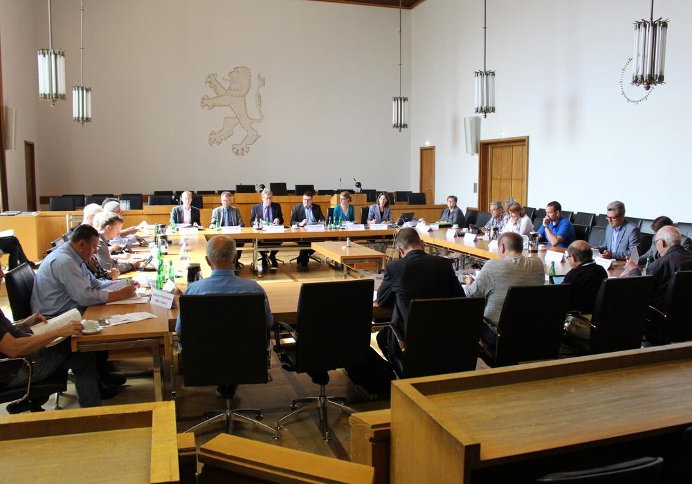 Der Antrag  der AfD-Fraktion wurde von den restlichen Fraktionen einstimmig abgelehnt. Foto: Nick Wenkel