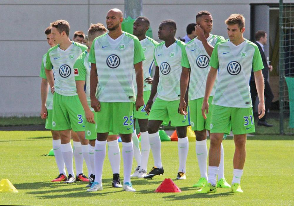 Die VfL-Profis sind in der Länderspielpause überall in der Welt unterwegs. Foto: Frank Vollmer