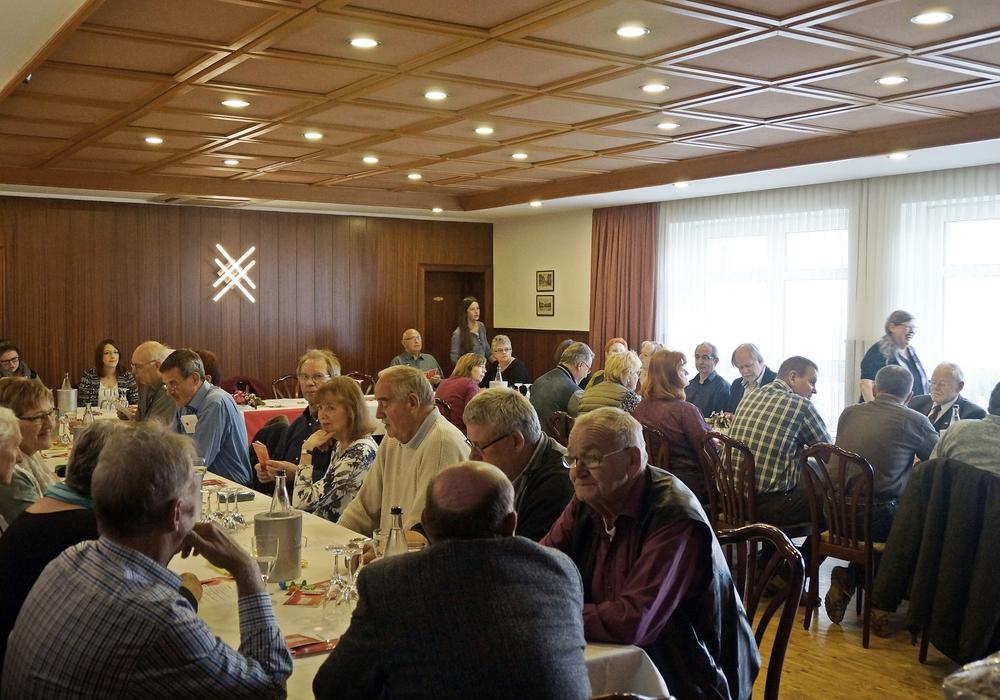 Die langjährigen Mitglieder wurden kürzlich geehrt. Foto: ver.di