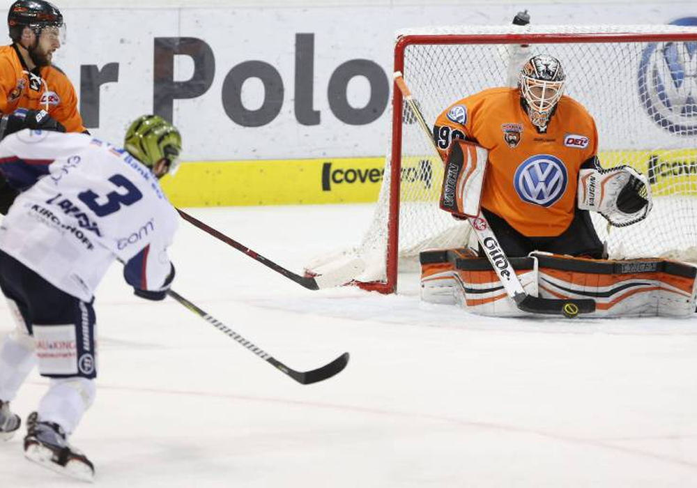 Johan Larsson erzielte den Siegtreffer. Foto: imago/foto2press