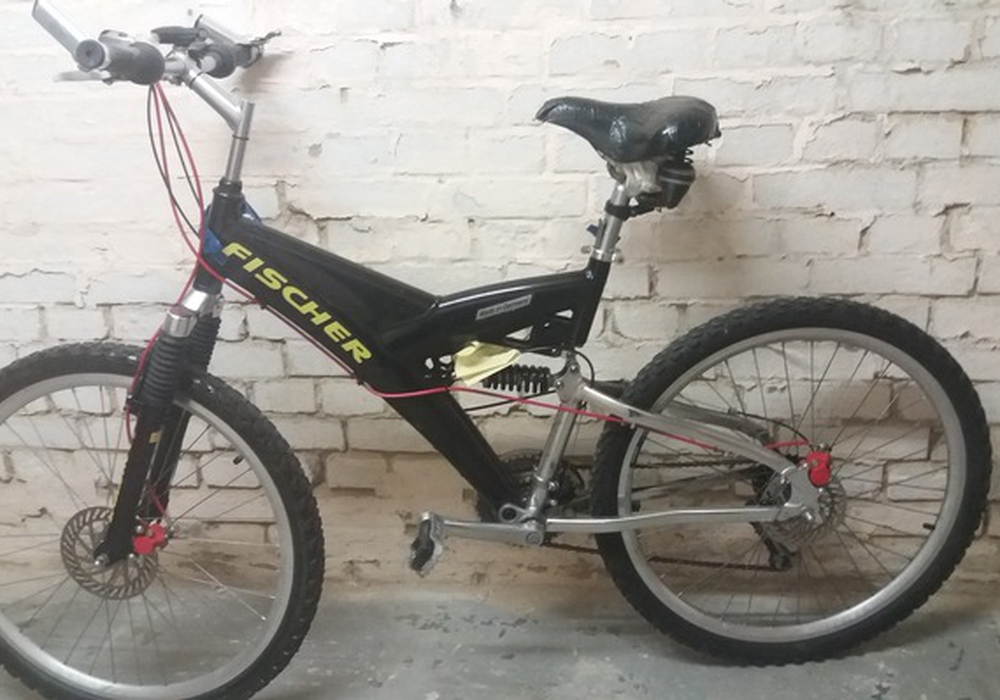 Wem gehört dieses Fahrrad? Foto: Polizei