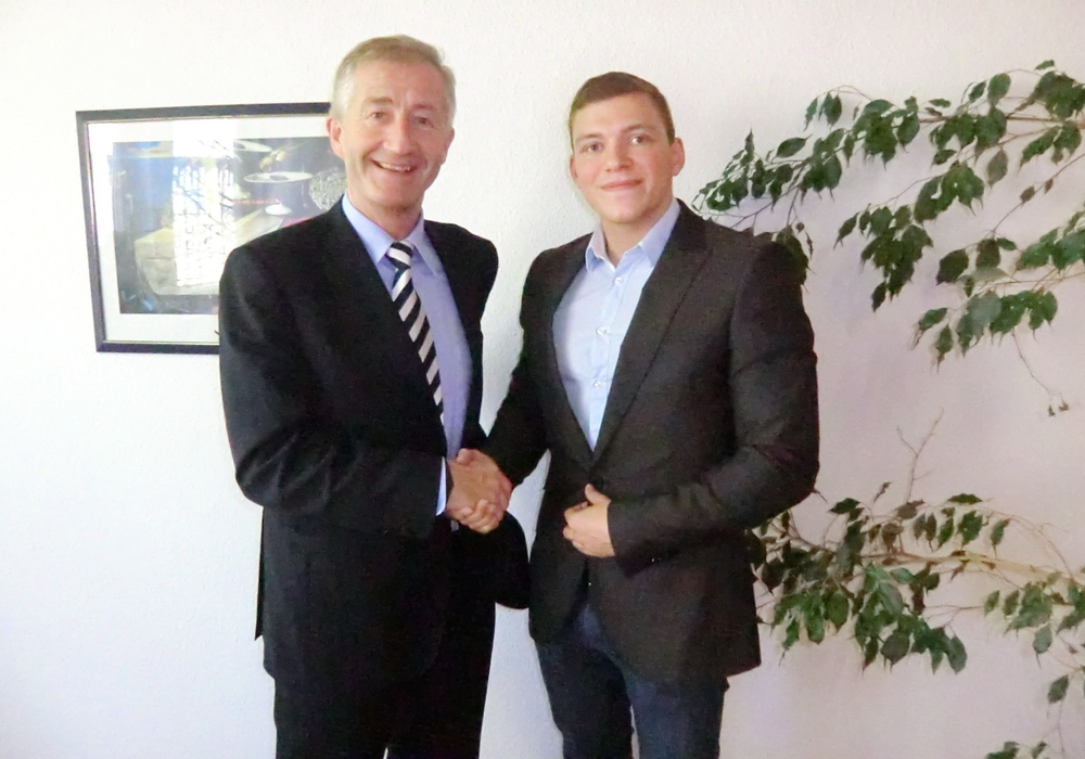Der Vorstand des AfD-Kreisverbands Wolfenbüttel/Salzgitter ist komplett zurückgetreten. Auch Kreisvorsitzender Andreas Boom und Sören Schmidt (rechts) machen nicht mehr weiter . Foto: privat