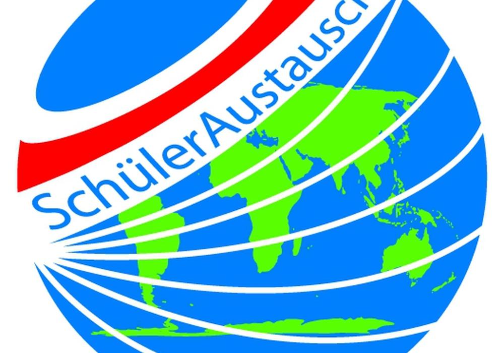 Logo: SchülerAustausch-Messe