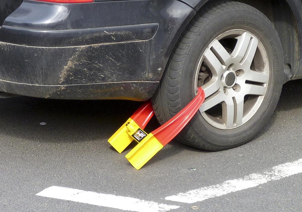 In Zukunft sollen die Strafen für Falschparker drastisch erhöht werden. Symbolbild: Pixabay
