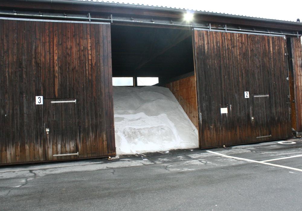 Die Städtischen Betriebe in Wolfenbüttel waren auf den Wintereinbruch vorbereitet. Foto: