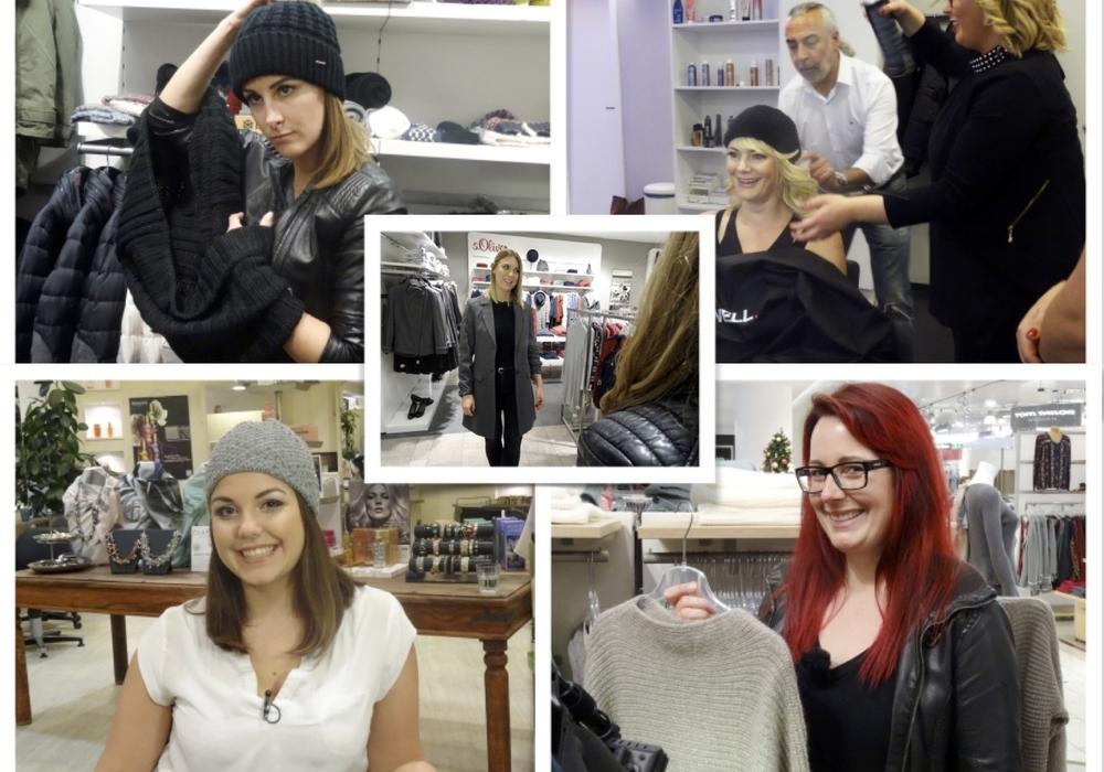 "Tageskandidatin Daniela-Michelle ""Dani"", Silvia, Brigitta, Simone und Savannah. Fotos:  VOX / Constantin Ent."