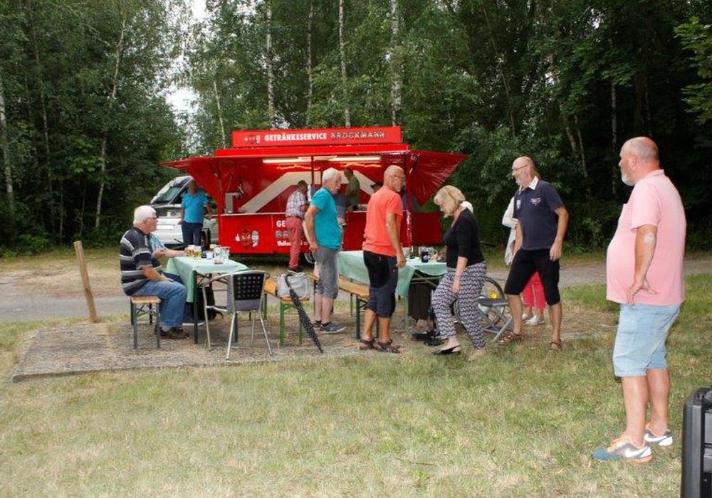 Der Angelsportverein Wolfenbüttel - hier beim diesjährigen Sommerfest - bietet eine Fischerprüfung an. Foto: ASV Wolfenbüttel