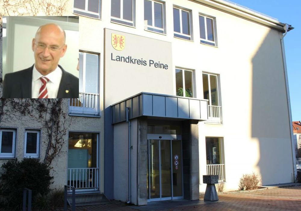 Landrat Franz Einhaus wurde als Vorstand für die Metropolregion gewählt. Fotos: Frederick Becker/Kai Baltzer