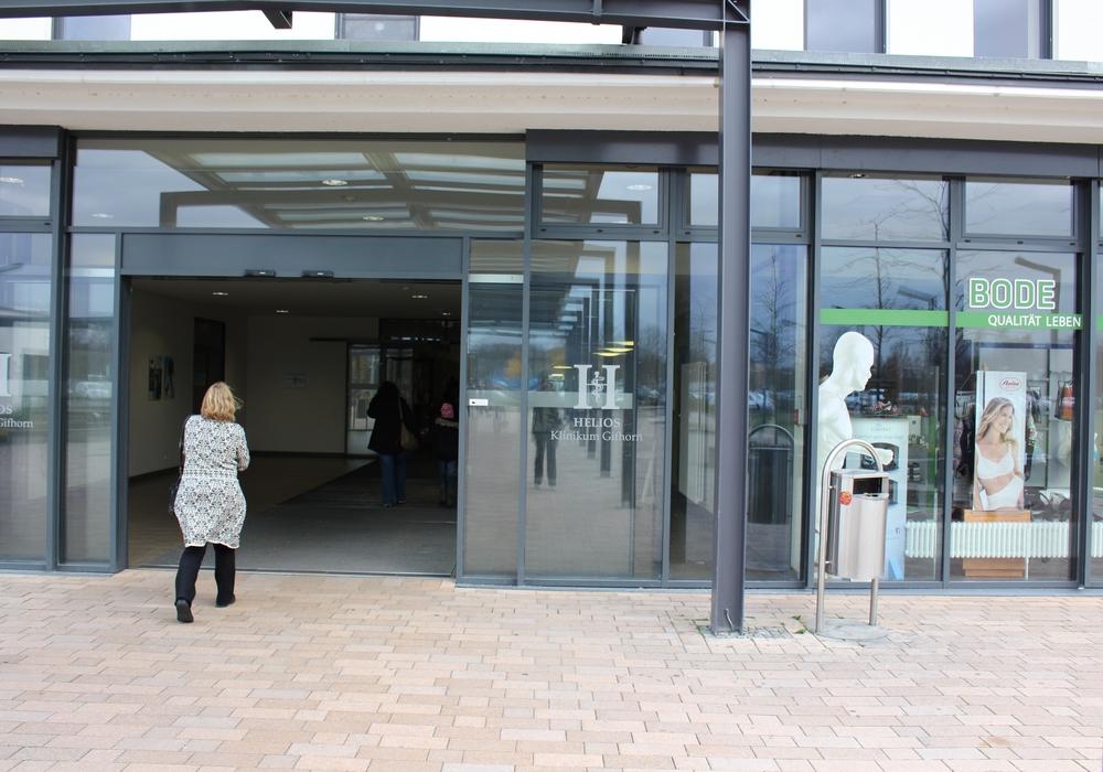 Das Helios Klinikum in Gifhorn. Archivbild