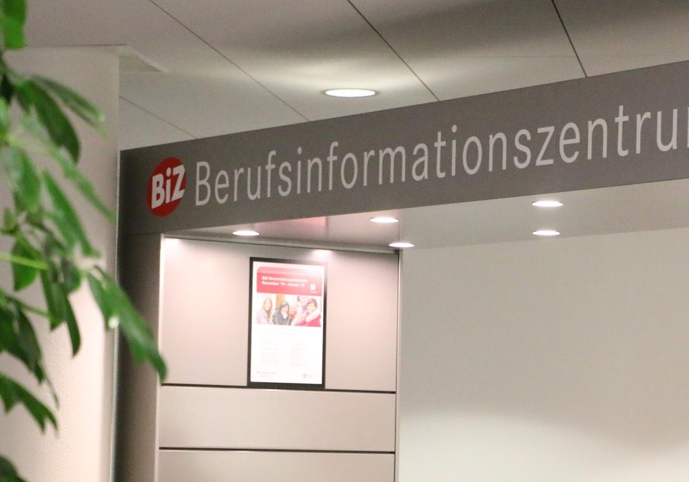 BiZ Braunschweig. Foto: Agentur für Arbeit