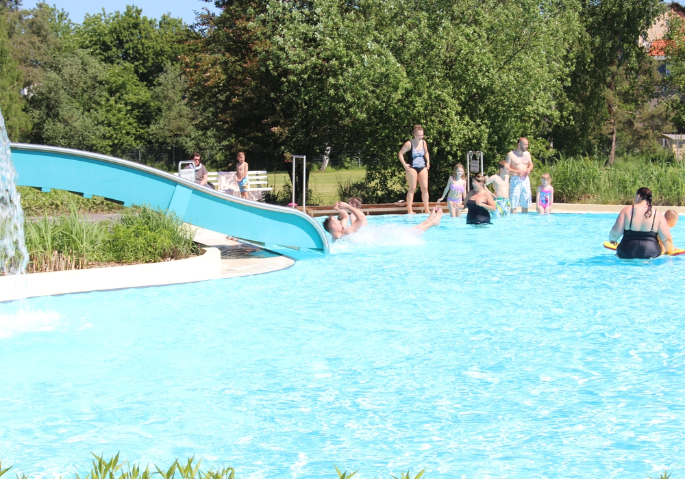 Im Freizeitbad müsste einiges saniert werden. Foto: Archiv/Sandra Zecchino