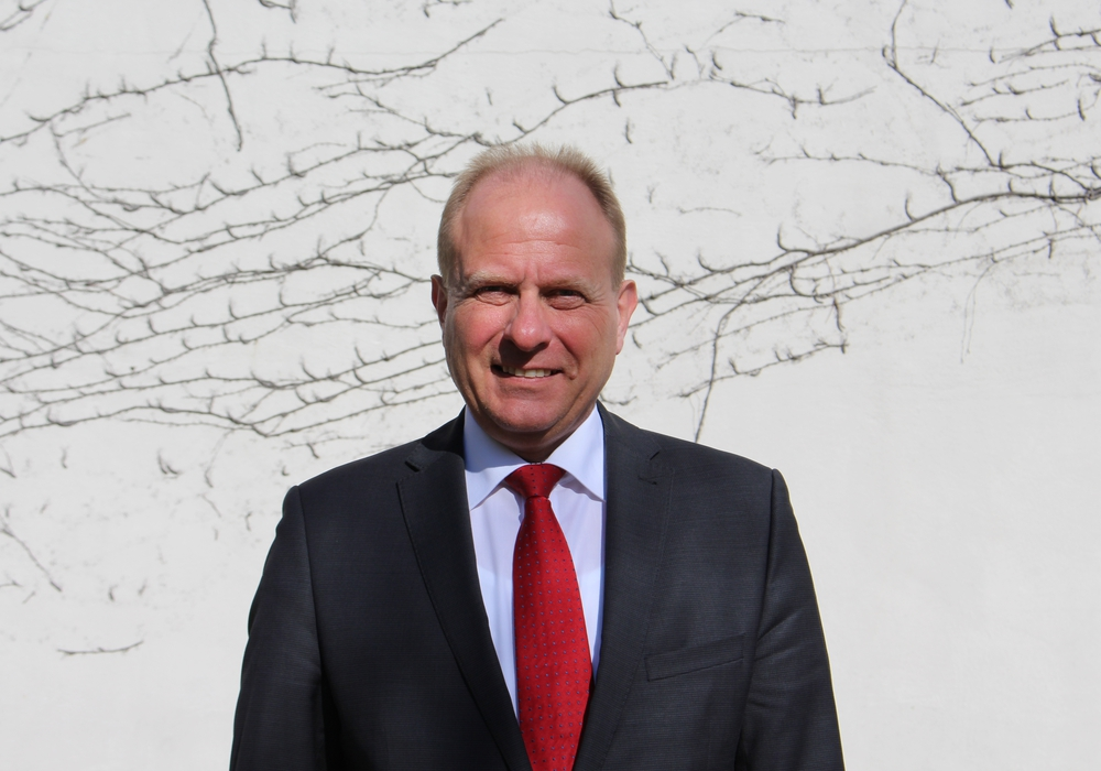 Landrat Gerhard Radeck will mit Bürgern pilgern. Foto: Christoph Böttcher