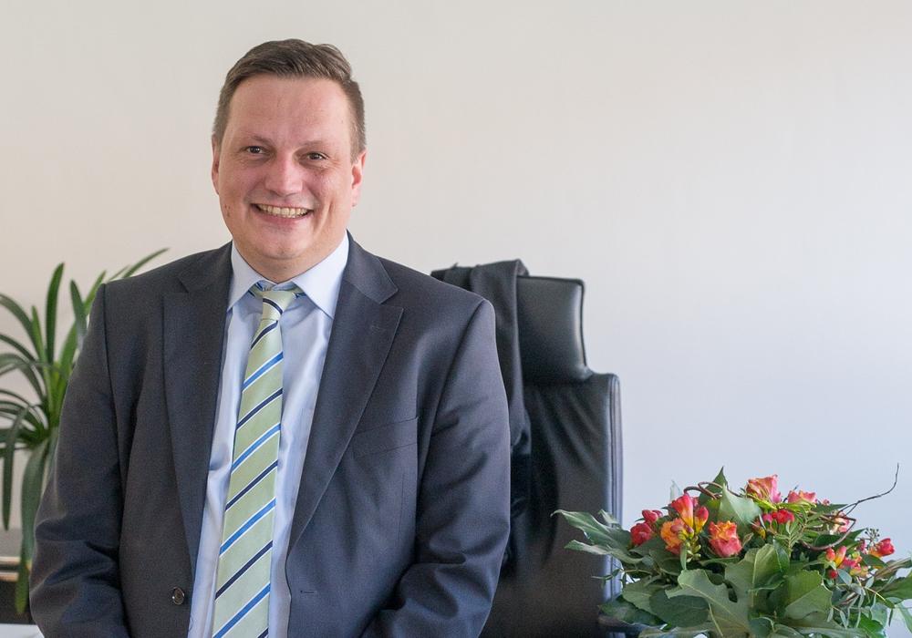 Ingo Groß tritt die Nachfolge von Detlev Rust als Leiter des Amtsgerichts Braunschweig an. Foto: Amtsgericht Braunschweig