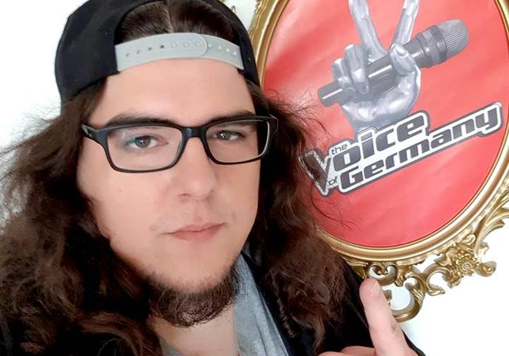 """Fabian Riaz ist bei """"The Voice of Germany"""" ausgeschieden. Foto: Privat"""