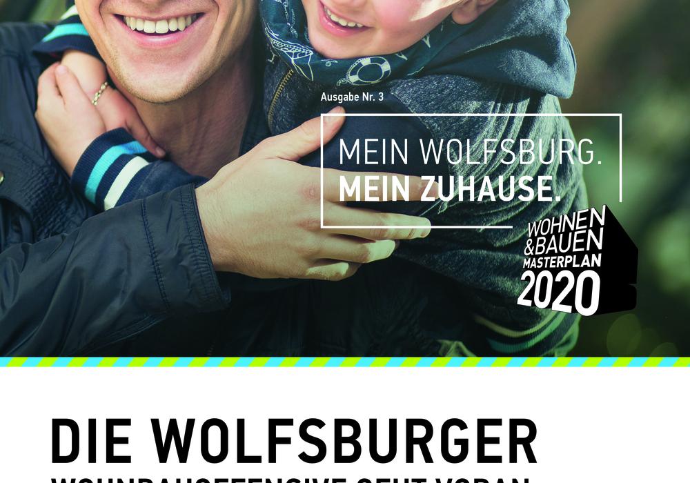 Broschüre Wohnbauoffensive 2016. Foto: Stadt Wolfsburg