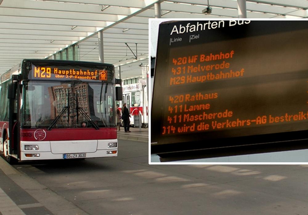 Welche Busse Fahren Trotz Streik