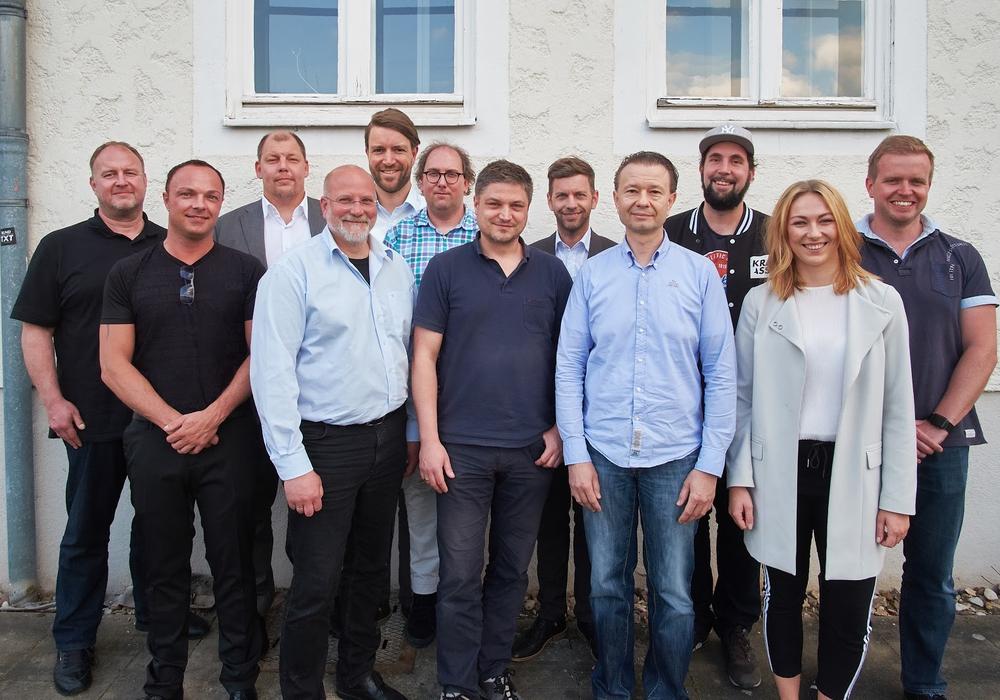 Die Gründungsmitglieder des DIGES Wolfsburg. Foto: DIGES Wolfsburg