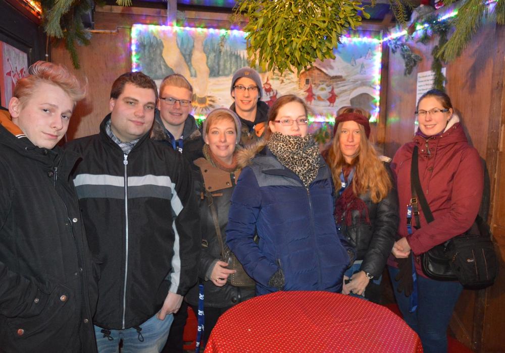 Die Junge Union traf sich zu Gesprächen und Leckereien. Foto: Junge Union Wolfenbüttel