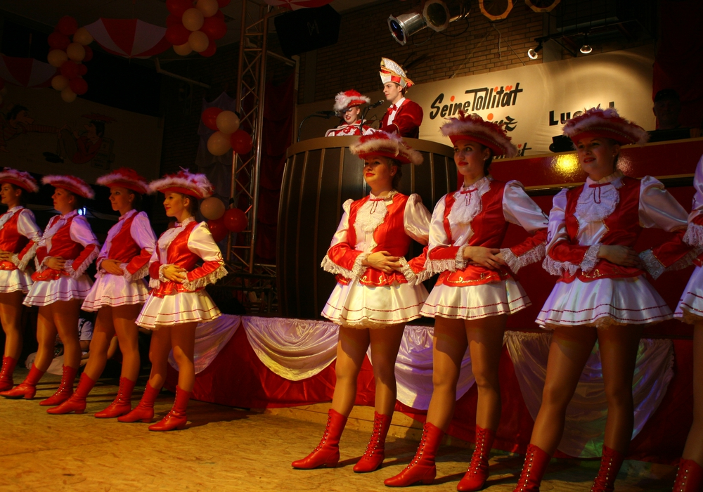 Am 12. Februar wird in Schandelah wieder ordentlich Karneval gefeiert. Foto: Anke Donner