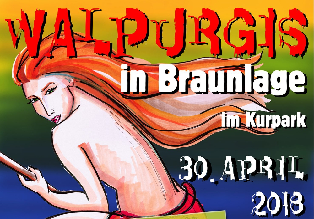 Plakat: Braunlage Tourismus Marketing GmbH