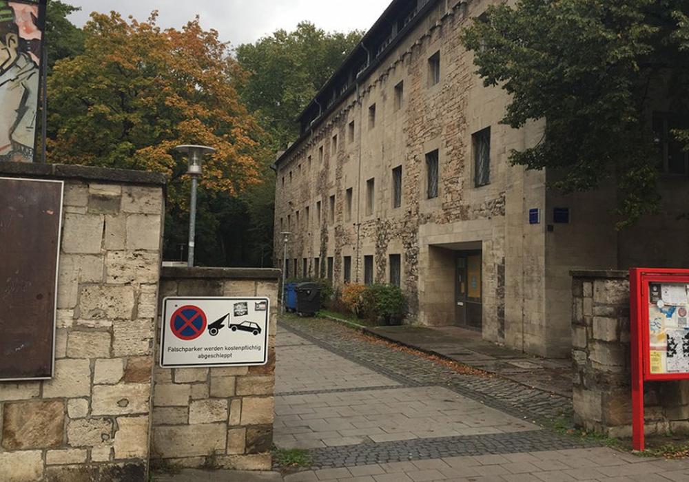 Das Jugendzentrum Mühle. Foto: Frank Vollmer