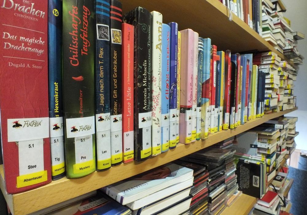 Symbolfoto: Stadtbücherei