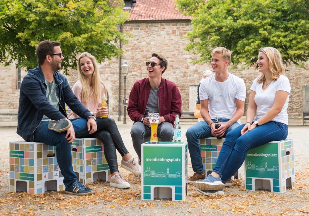 """Die Aktion """"lieblingspaltz"""" muss auf die kommende Woche verschoben werden. Foto:Braunschweig Stadtmarketing GmbH/Marius Maasewerd"""
