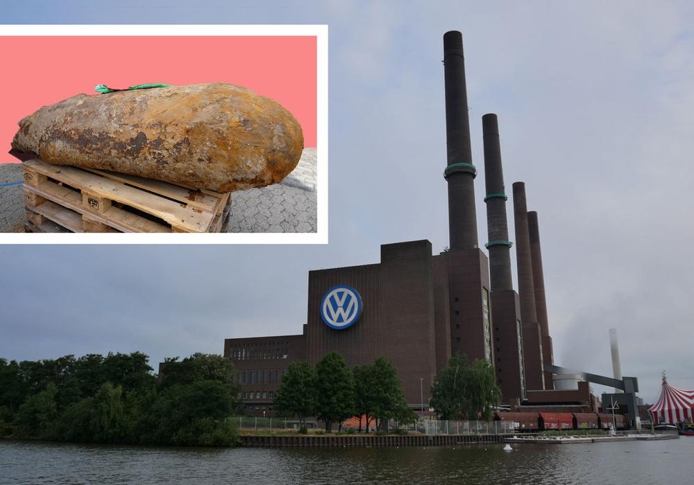 Bombenentschärfung Wolfsburg