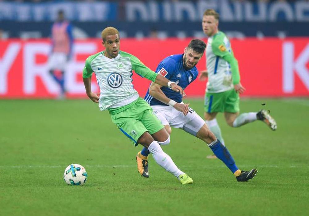 Daniel Didavi und Yannick Gerhardt haben das Hinspiel in der Bundesliga nicht vergessen. Foto: imago/Team 2