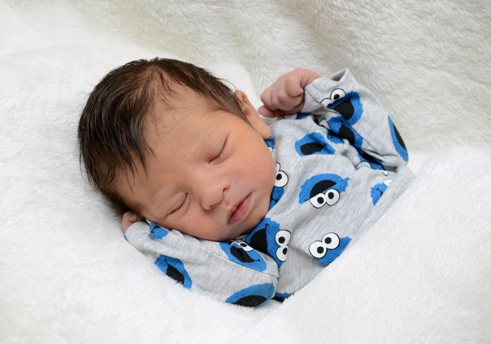 Willkommen Emilio Fabio Capalbo. Foto: babysmile24.de