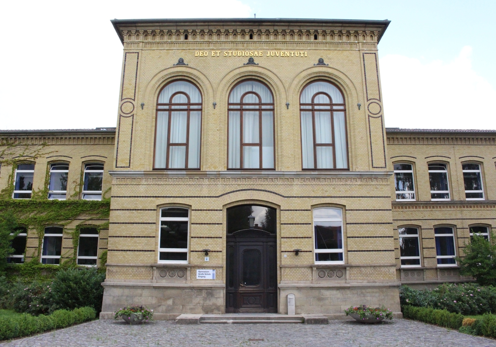 Mit Beginn des neuen Schuljahres 2018/2019 soll das Gebäude für wieder vollständig nutzbar sein. Archivfoto: Max Förster