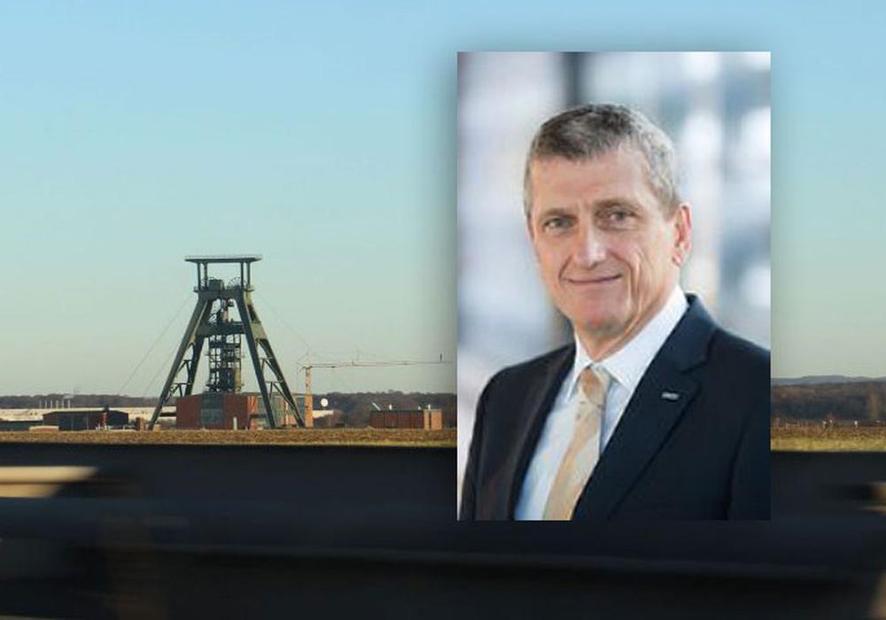 Dr. Thomas Lautsch wird technischer Geschäftsführer. Foto: Alexander Panknin; Deutsche Gesellschaft zum Bau und Betrieb von Endlagern für Abfallstoffe mbH (DBE)