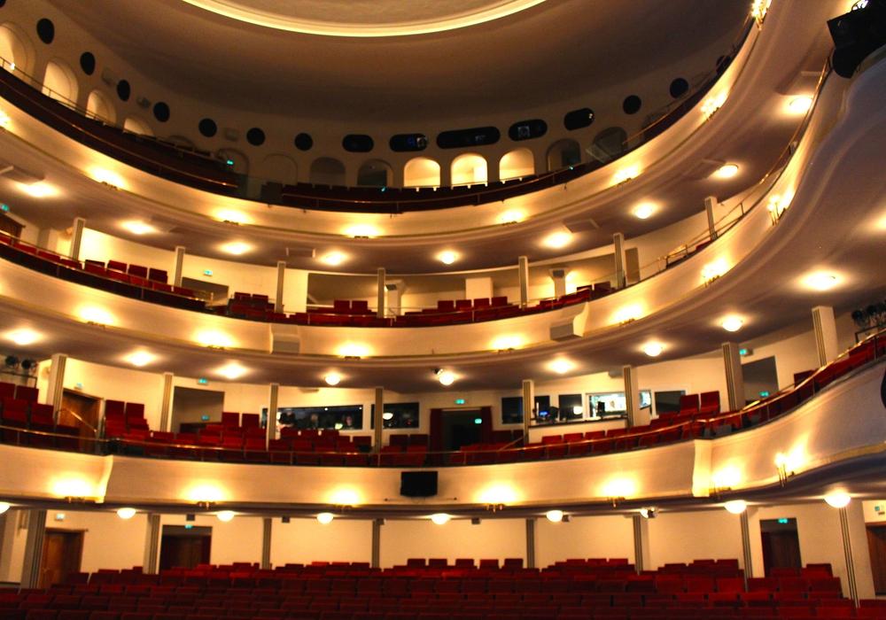 Staatstheater, Foto: Sina Rühland