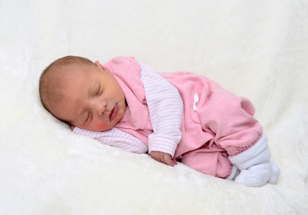 Mina Louisa. Foto: Babysmile24