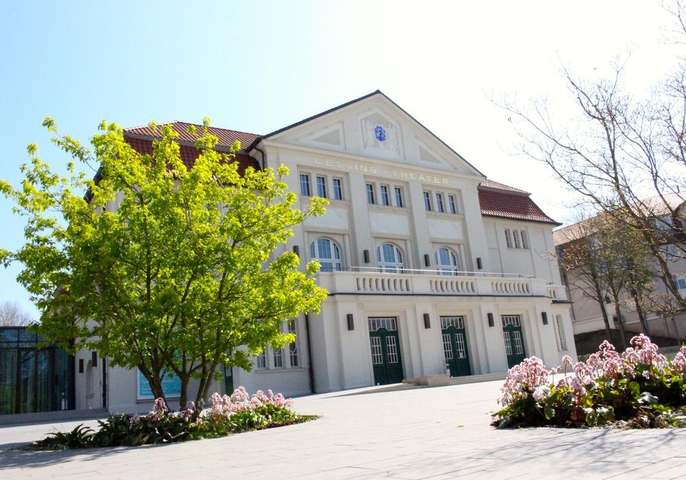 Das Lessingtheater in Wolfenbüttel.