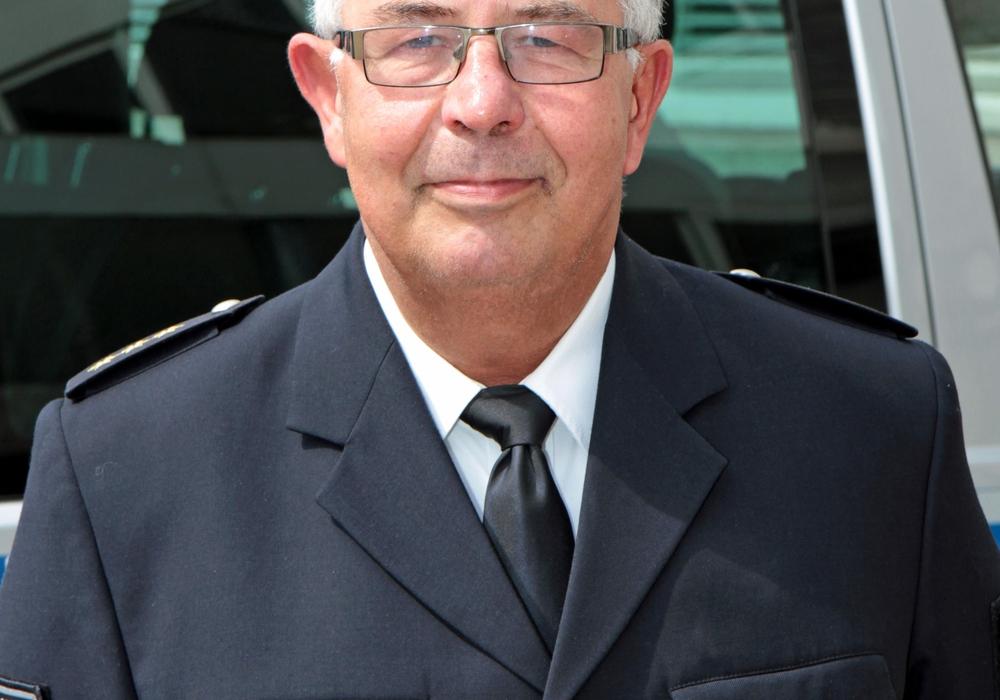 Olaf Gösmann ist vorübergehend der Leiter der Polizeiinspektion Wolfsburg-Helmstedt. Foto: Polizei