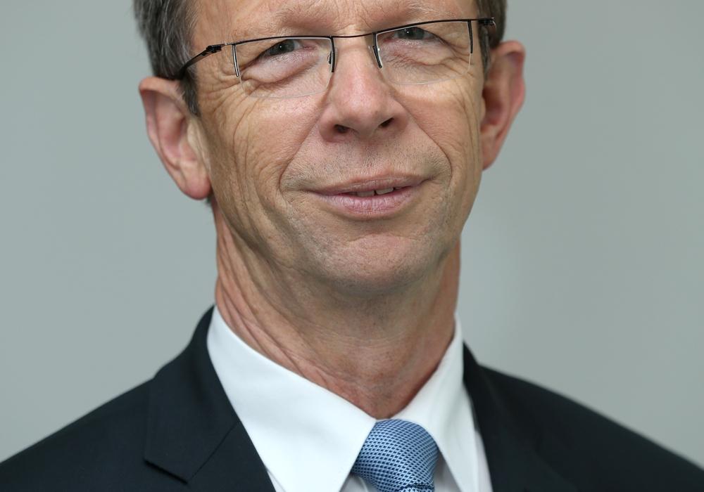 Oberbürgermeister Klaus Mohrs. Foto: Stadt Wolfsburg
